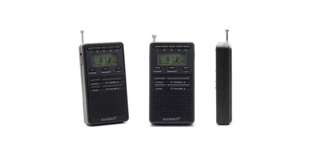 SUNSTECH RP-DS8 Radio Digital 20 Presintonias