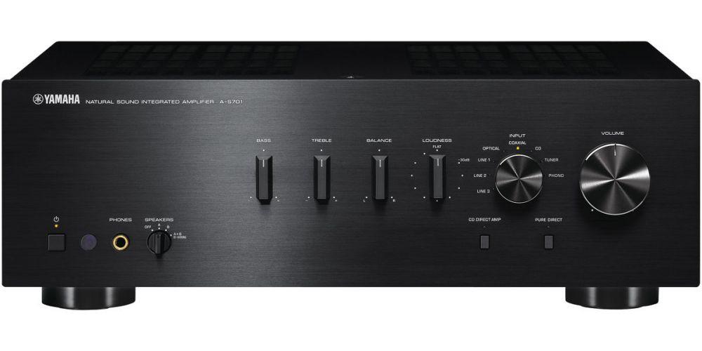 Yamaha A S701 amplificador estereo AS701