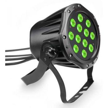 CAMEO Outdoor PAR TRI 12 IP 65 Foco Outdoor PAR LED tricolor RGB