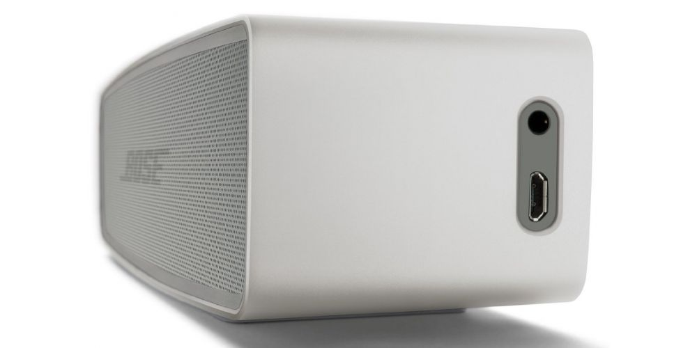 Bose SoundLink Mini II Bluetooth Color Gris Bateria de litio