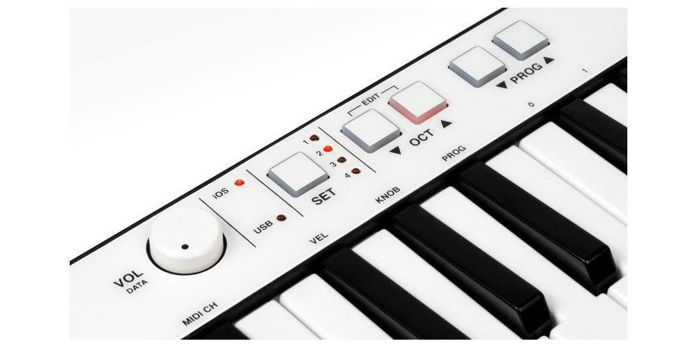 irig keys controles