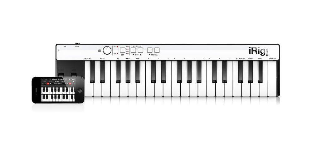 irig keys iphone