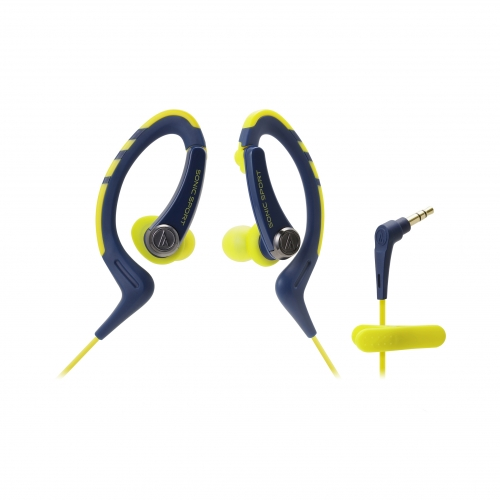 Audio-Technica  ATH-SPORT1-NY Auricular Azul marino