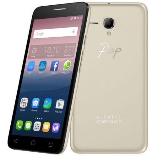 ALCATEL POP3 4G Dual Sim. Quad Core . Silver 5054D
