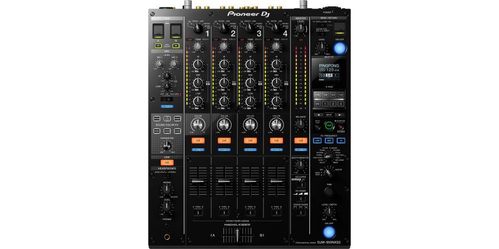 comprar pioneer djm900nxs