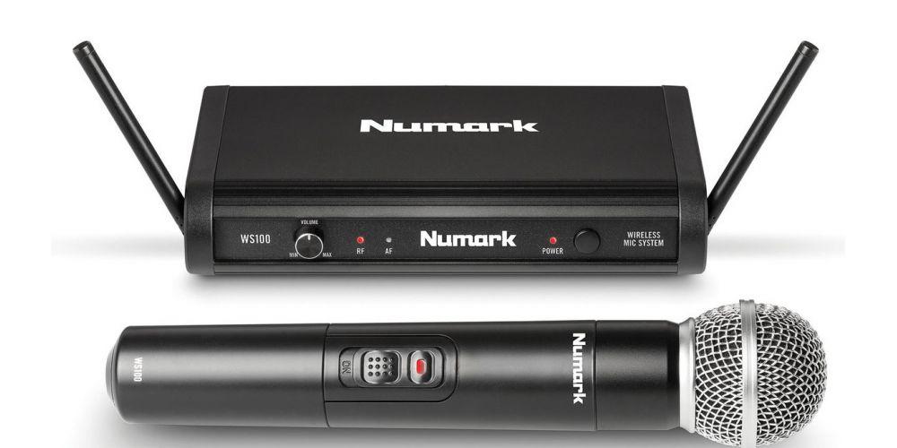 NUMARK WS 100 Microfono Inalambrico de Mano