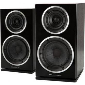 WHARFEDALE DIAMOND 225 Black Pareja ( REACONDICIONADO )