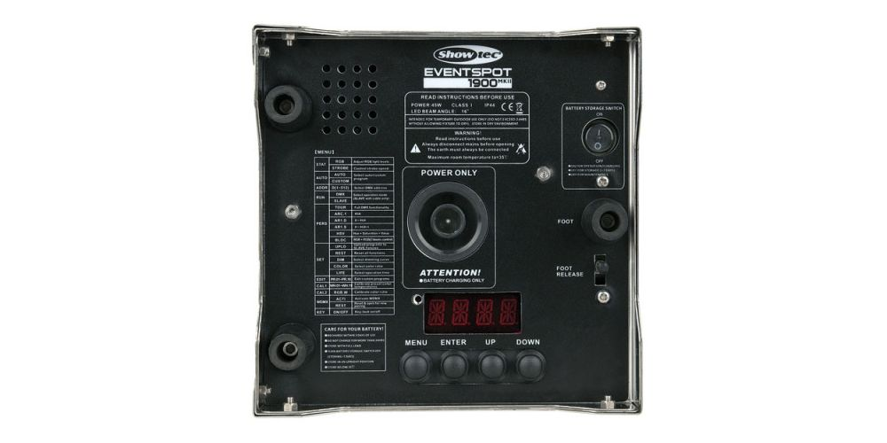 Dap Audio Case Eventspot 1900MKII 42718