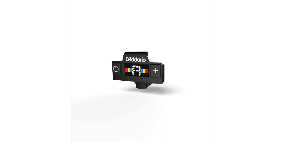 D´Addario NS Micro Soundhole Tuner Afinador