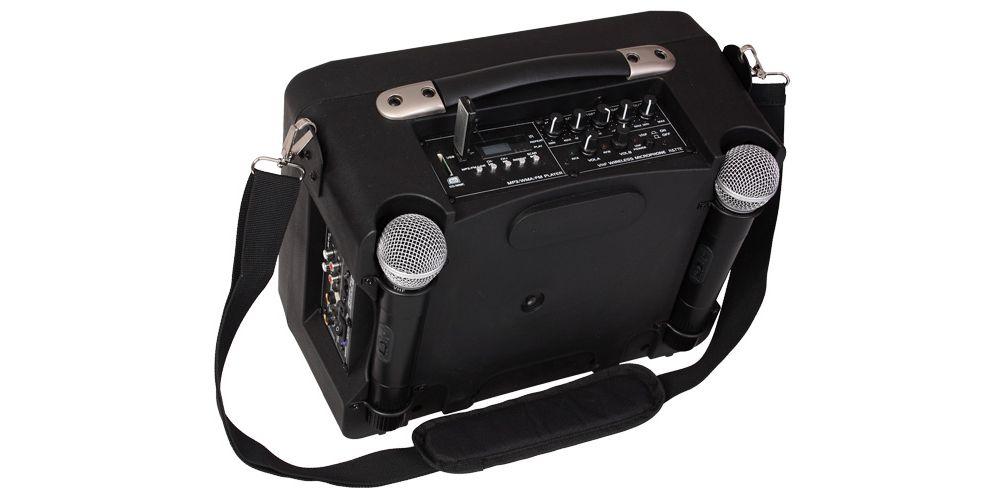 Ibiza Sound Port 85VHF Bluetooth