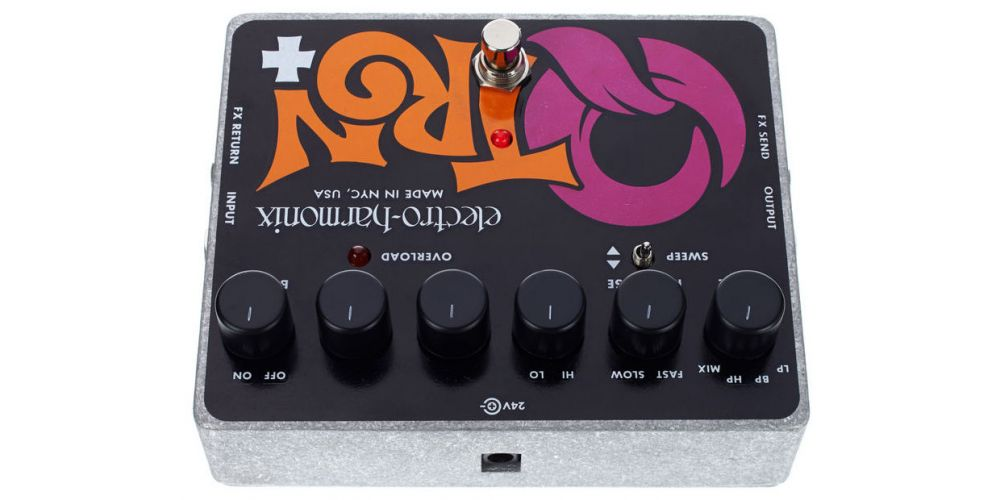 Electro Harmonix Xo Q Tron Plus