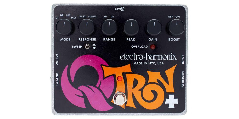electro harmonix xo q tron plus 3