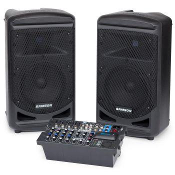 Samson XP800 Sistema PA