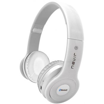 NEVIR 940BH Auriculares Bluetooth Blancos