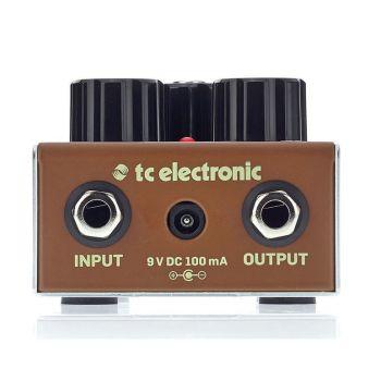 TC Electronic EchoBrain Analog Delay Pedal de efectos