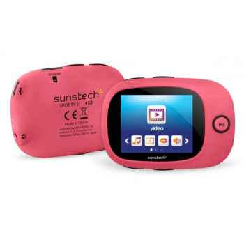 SUNSTECH SPORTYII 4Gb PK Mp4