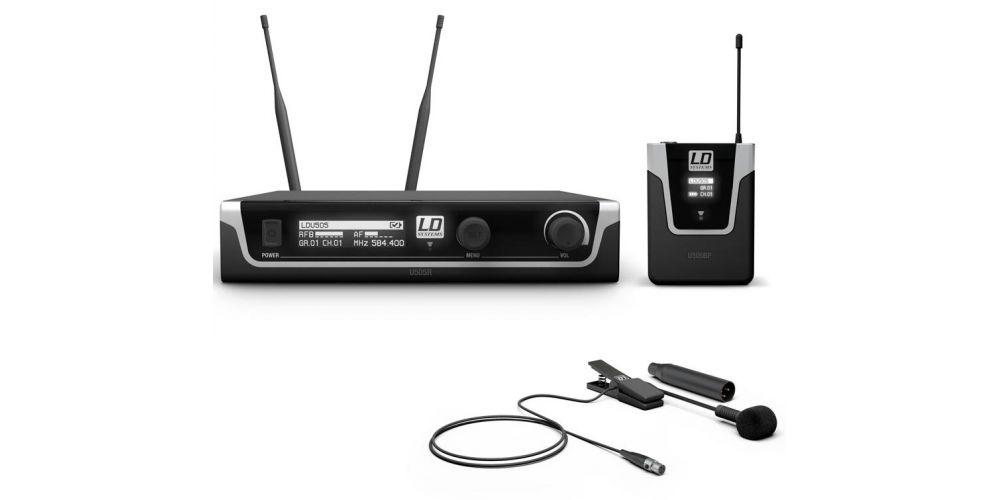comprar microfono instrumento U505BPW