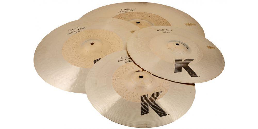 k custom hybrid