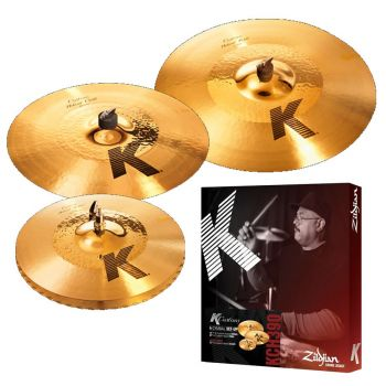 ZILDJIAN K CUSTOM HYBRID Set Platos