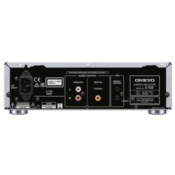 ONKYO CS-N1075 BB Micro Cadena Negro/Negro