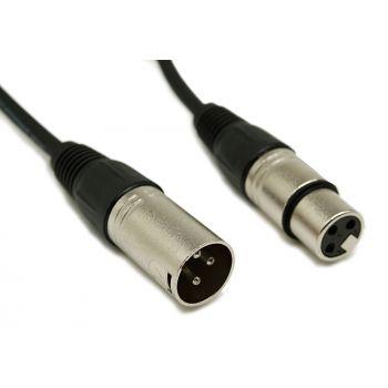 Audibax Cable XLR a XLR 1,5 Metros