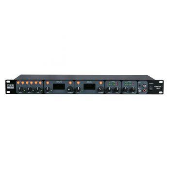 DAP Audio Compact 9.2 Mezclador de Instalación de 2 Zonas