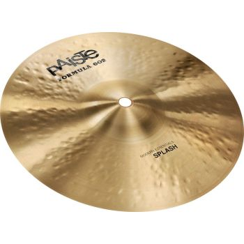 Paiste 08 FORMULA 602 MODERN ESSENTIALS SPLASH