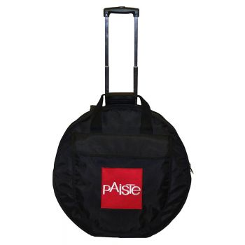 Paiste 22 PROFESSIONAL CYMBAL TROLLEY BAG BLACK