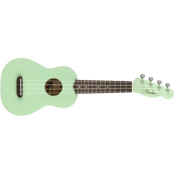 Fender Venice Soprano Ukelele Surf Green