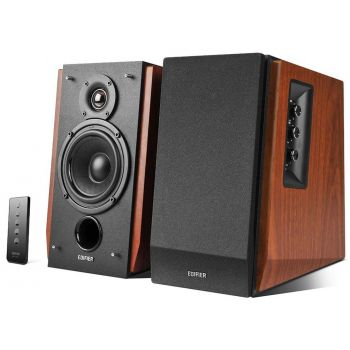 Edifier R1700BT Marron Altavoces Autoamplificados Bluetooth