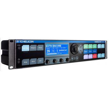 TC Helicon VoiceLive Rack Procesador de Efectos Vocales para Estudio