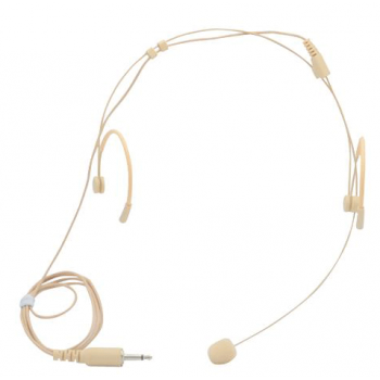 KS Headset 40 Micrófono de diadema color carne