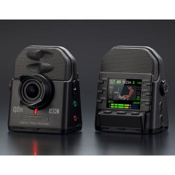 Zoom Q2N 4K Grabador Multipistas Digital Memoria Flash