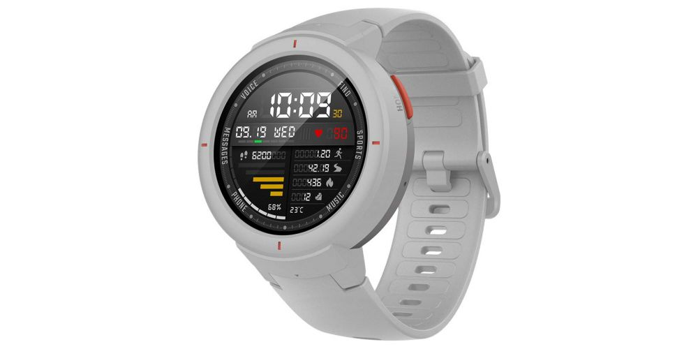 xiaomi amazfit verge blanco reloj deportivo inteligente white