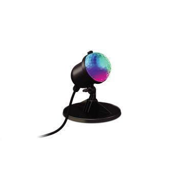 Ion Audio Holiday Party Plus Efecto Led Iluminacion Multicolor