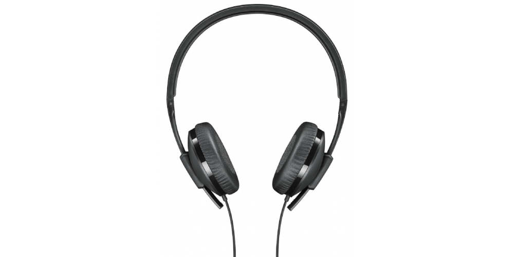 sennheiser hd 100 auriculares ligeros plegables super comodos