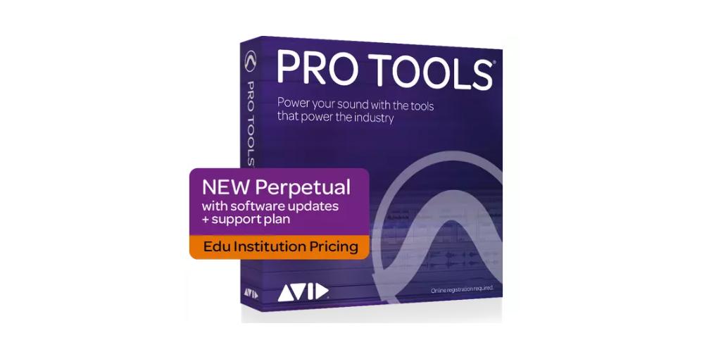 pro tools 2018 institucional perpetuo