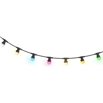 Ibiza Light LED STRING COLOR Hilo de Luz Led de 10M Con 20 Bombillas de Color