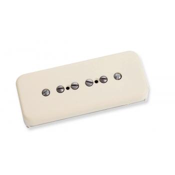 Seymour Duncan ANTIQUITY P90 Mastil Crema Pastilla para Guitarra Eléctrica