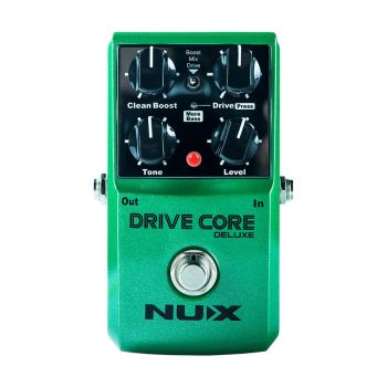 Nux Drive Core Deluxe Pedal Overdrive