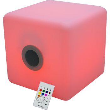 Ibiza Light LED-CUBE2020 Cubo LED para Exterior