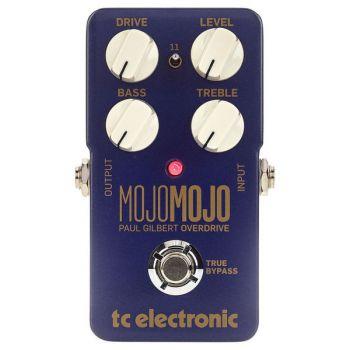 TC Electronic Mojo Mojo Paul Gilbert Pedal Overdrive