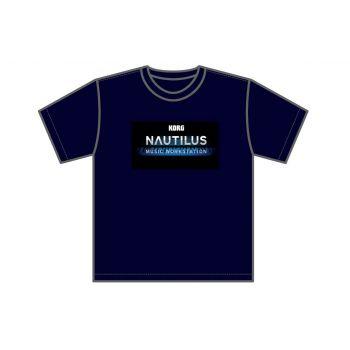 Korg CAMISETA NAUTILUS KEYS XL Camiseta Talla XL