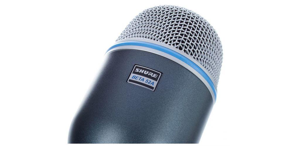 shure beta 52a micrófono para bombo shure