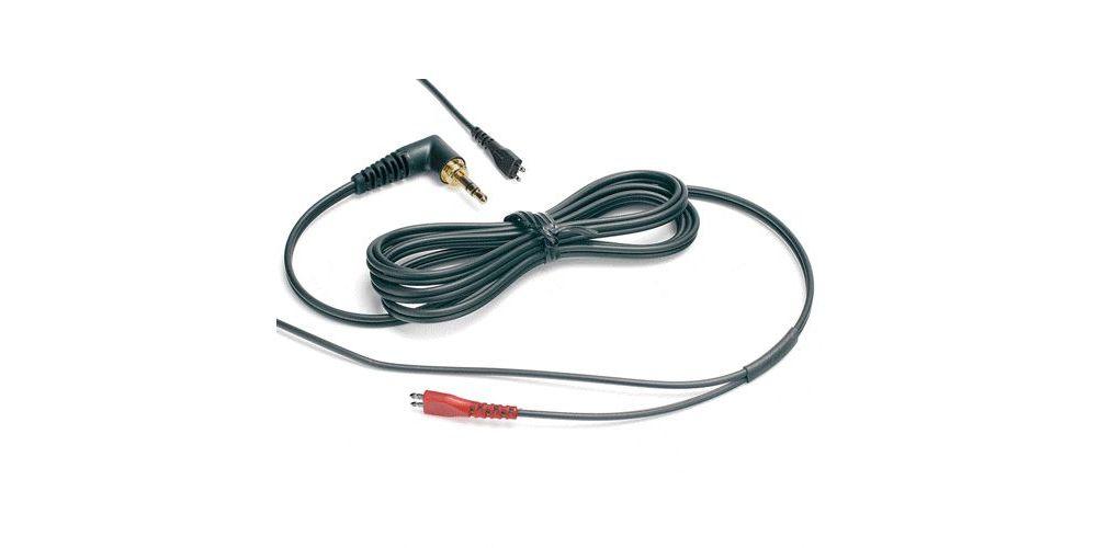 SENNHEISER HD-25 Cable 1,5m para HD25 Ref. 523874 Repuesto ACERO