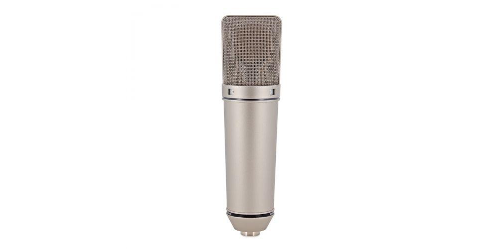 microfono neumann u 87 ai niquel