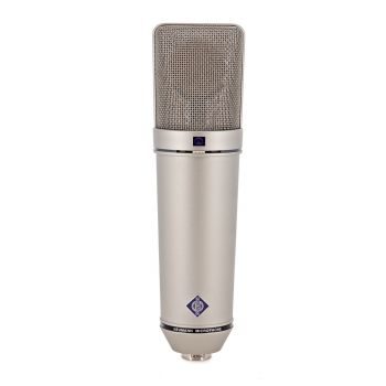 NEUMANN U-87 Ai NI ,Microfono Multipatron Estudio Color Niquel