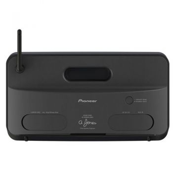 PIONEER XW-SMA3-K AirPlay, Wireless-Direct, DLNA, USB Negro