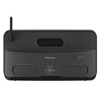 PIONEER XW-SMA3-K AirPlay, Wireless-Direct, DLNA, USB Negro