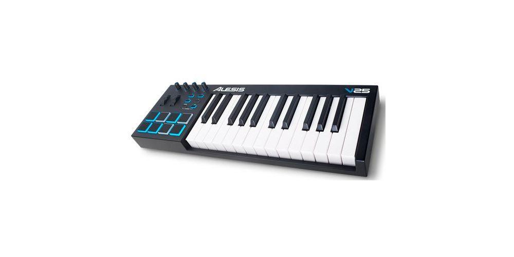 ALESIS V25 TECLADO MIDI